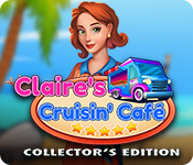 Claire's Cruisin' Cafe Collector's Edition