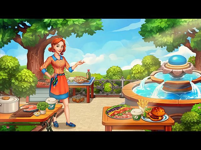 Claire's Cruisin' Cafe - Screenshot