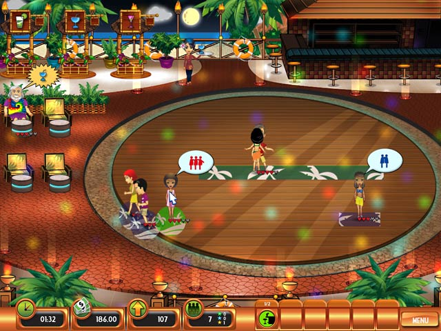 Club Paradise > iPad, iPhone, Android, Mac & PC Game | Big Fish