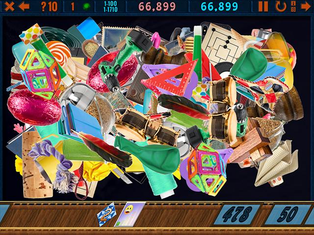 Clutter Evolution: Beyond Xtreme - Screenshot