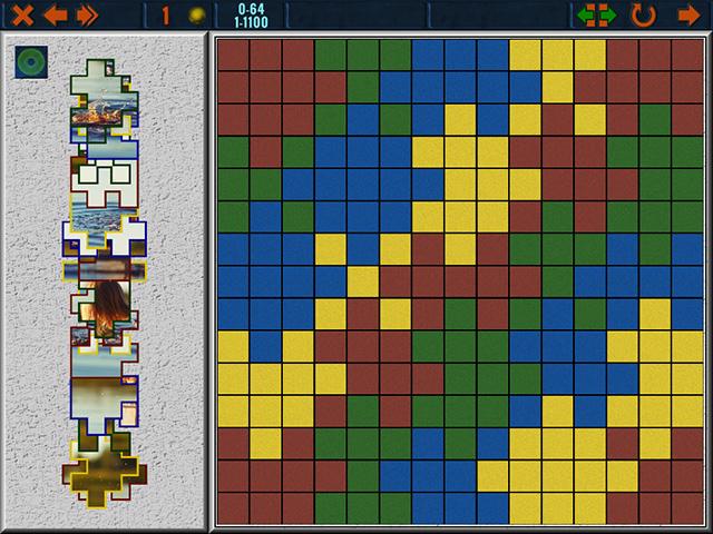 Clutter IX: Clutter IXtreme - Screenshot
