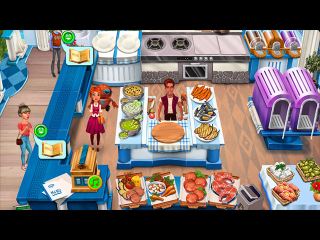Cooking Trip: New Challenge Collector's Edition - Screenshot