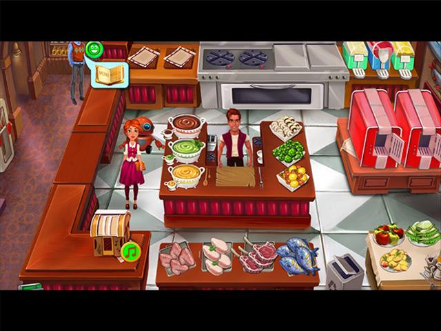 Cooking Trip: New Challenge - Screenshot