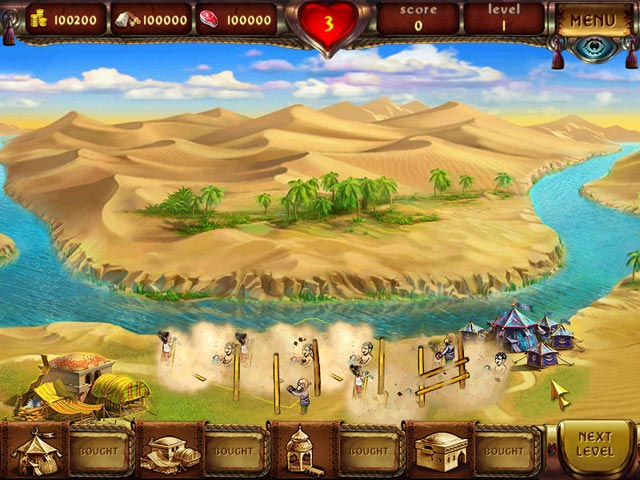 Cradle of persia game review download and play free version!