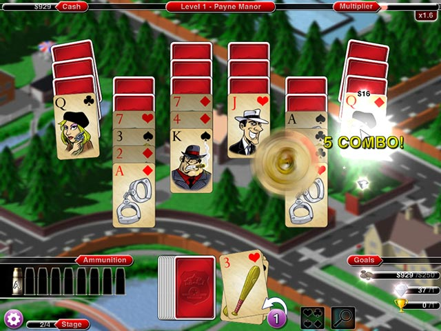 Video for Crime Solitaire 2: The Smoking Gun
