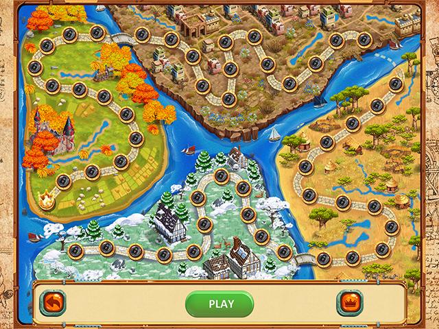 Crown Of The Empire: Around The World - Screenshot