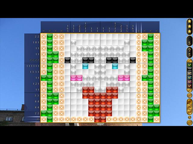 Crystal Mosaic 3 - Screenshot