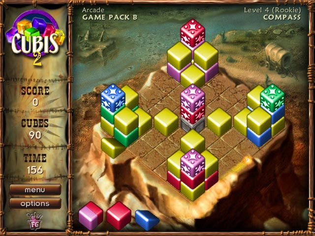 Cubis Gold 2 > iPad iPhone Android Mac & PC Game Big Fish