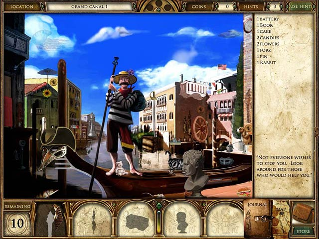 Video for Curse of the Pharaoh: Napoleon's Secret ™