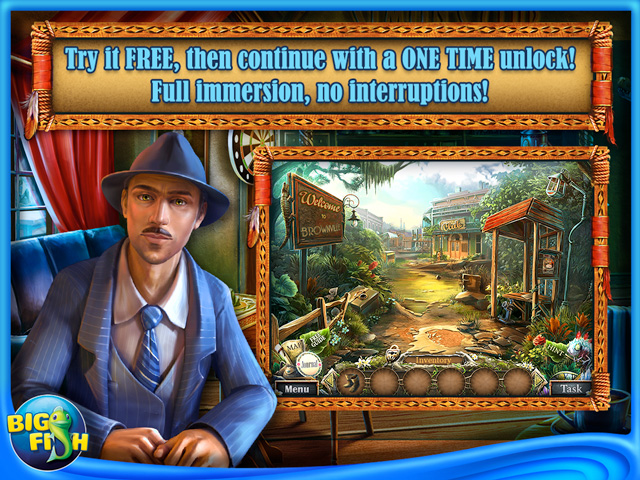 Screenshot for Dangerous Games: Prisoners of Destiny Collector's Edition