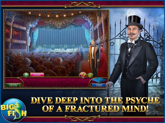 Screenshot for Danse Macabre: Lethal Letters Collector's Edition