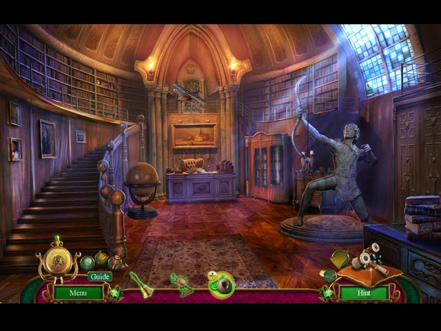 Danse macabre lethal letters collector 39 s edition ipad for Big fish hidden object games