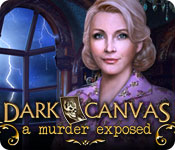 Dark Canvas: A Murder Exposed