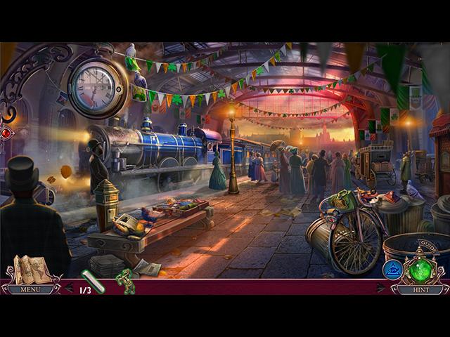 Dark City: Dublin - Screenshot