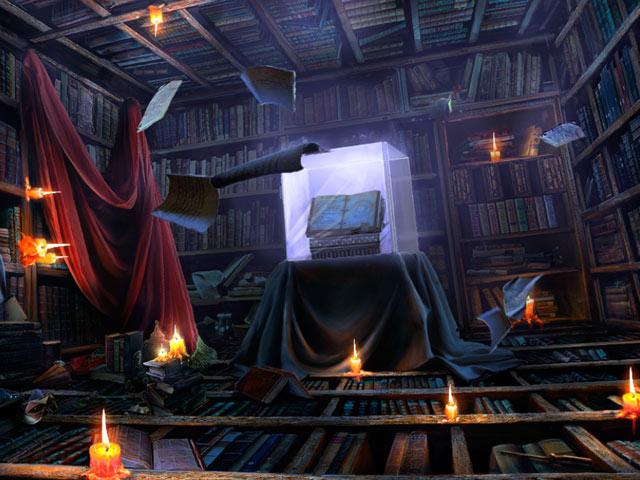 Dark Dimensions 1: City of Fog Screen2