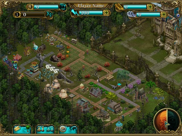 Dark Manor A Hidden Object Mystery Forum Game