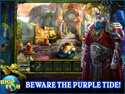 Screenshot for Dark Parables: The Little Mermaid and the Purple Tide Collector's Edition