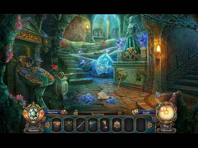 Dark Parables: Return of the Salt Princess - Screenshot 1
