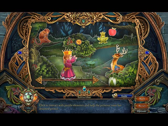 Dark Parables: Return of the Salt Princess - Screenshot 3