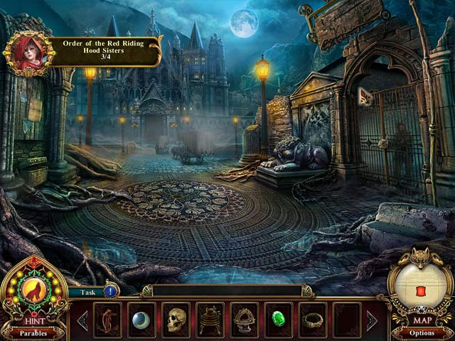 Dark parables the red riding hood sisters ipad iphone for Big fish games android