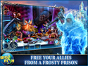 Screenshot for Dark Realm: Princess of Ice Collector's Edition