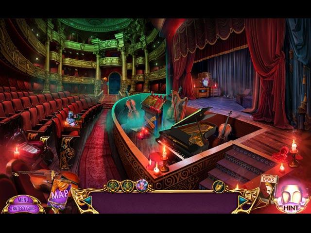 Dark Romance: A Performance to Die For - Screenshot 1