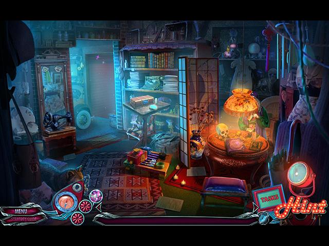 Dark Romance: Ashville - Screenshot 1
