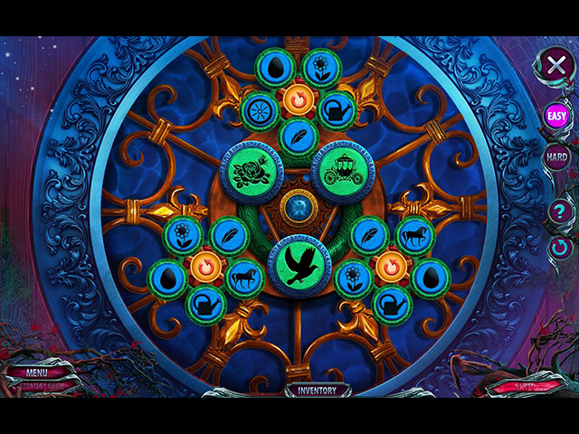 Dark Romance: The Ethereal Gardens - Screenshot