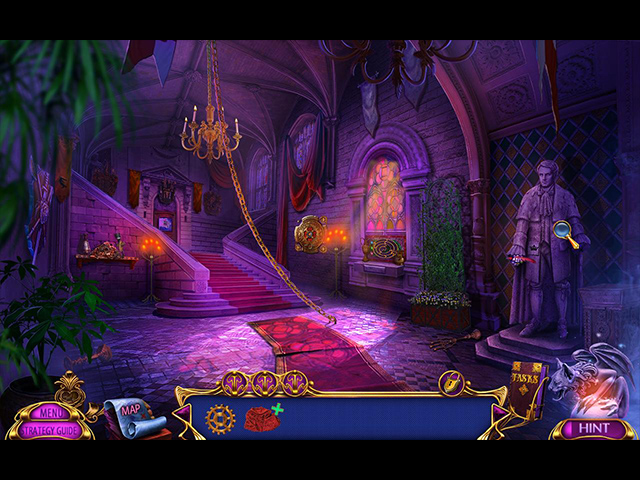 Dark Romance: Hunchback of Notre-Dame Collector's Edition - Screenshot
