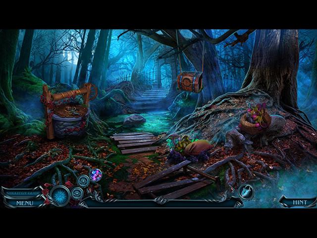 Dark Romance: Sleepy Hollow Collector's Edition - Screenshot