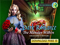 Screenshot for Dark Romance: The Monster Within Collector's Edition