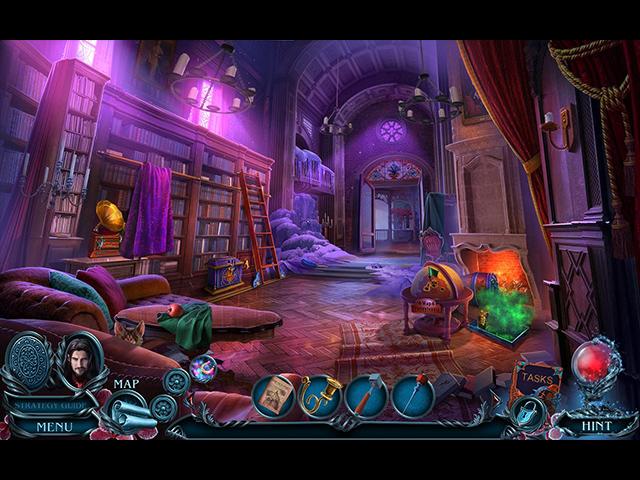 Dark Romance: Vampire Origins - Screenshot 1