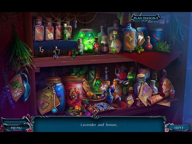 Dark Romance: Vampire Origins Collector's Edition - Screenshot