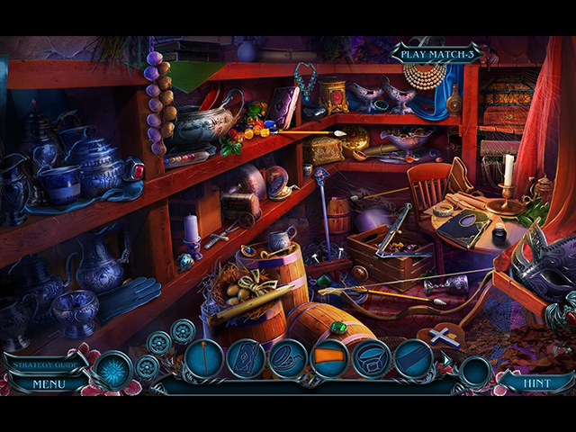Dark Romance: Vampire Origins - Screenshot 3