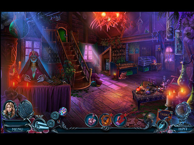 Dark Romance: Vampire Origins - Screenshot