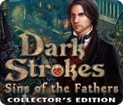 software logic puzzles hidden object mystery software casual games  Dark Strokes: Sins of the Fathers Collectors Edition