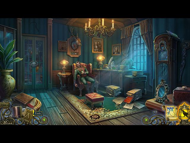 Dark Tales: Edgar Allan Poe's Speaking with the Dead - Screenshot 1