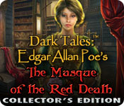 software logic puzzles hidden object mystery software casual games  Dark Tales: Edgar Allan Poes The Masque of the Red Death Collectors Edition