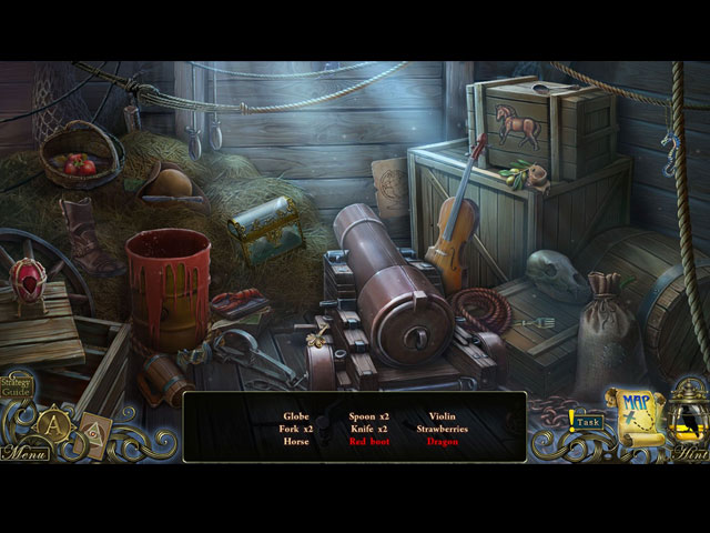 Dark Tales: Edgar Allan Poe's The Pit and the Pendulum - Screenshot 2