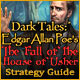 Dark Tales: Edgar Allan Poe's The Fall of the House of Usher Strategy Guide