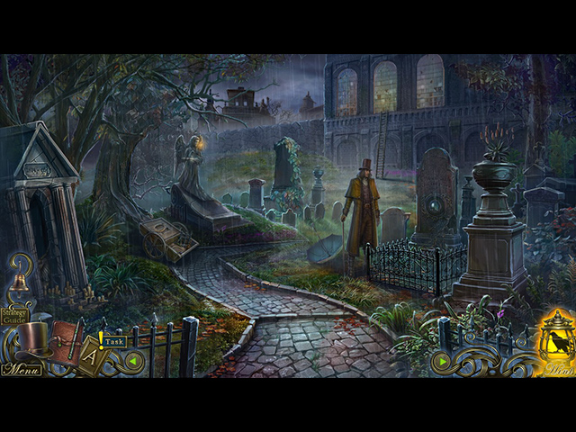 Dark Tales: Edgar Allan Poe's The Bells - Screenshot 1