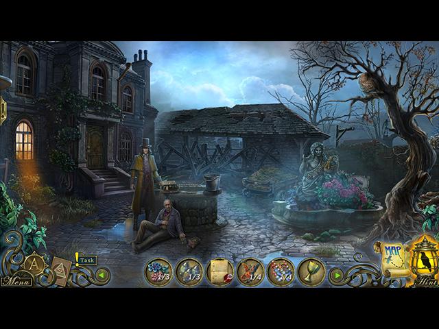 Dark Tales: Edgar Allan Poe's Ligeia - Screenshot 1