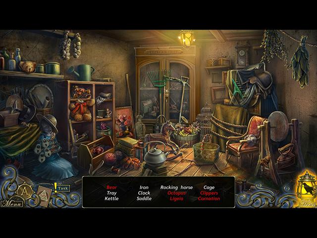 Dark Tales: Edgar Allan Poe's Ligeia - Screenshot 2