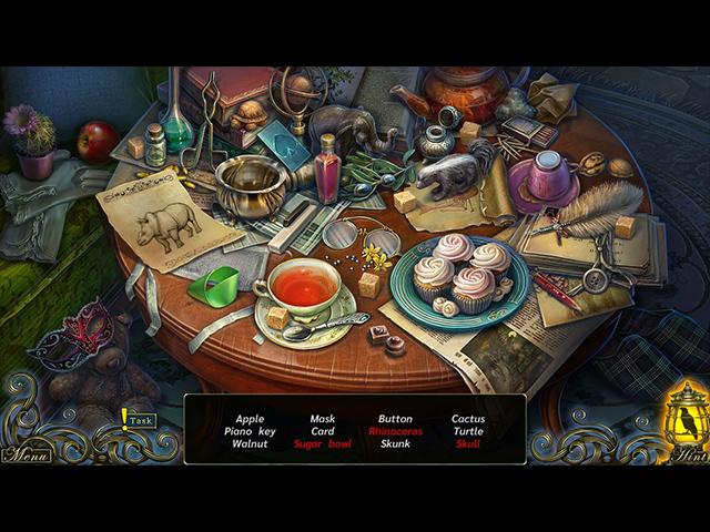 Dark Tales: Edgar Allan Poe's Ligeia - Screenshot