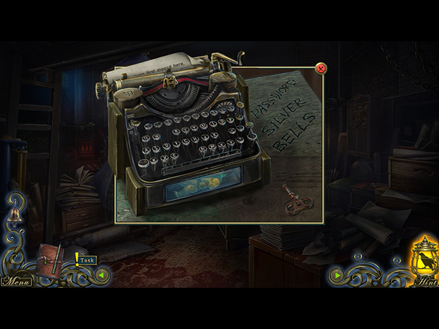 Dark Tales: Edgar Allan Poe's The Bells - Screenshot