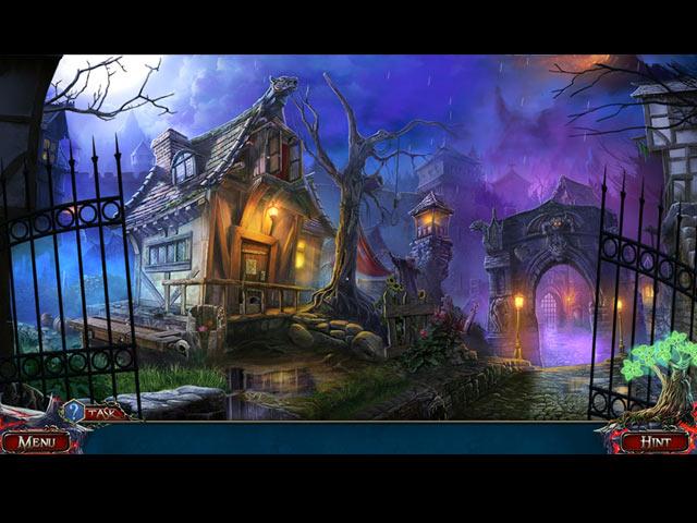 Darkheart: Flight of the Harpies - Screenshot 1