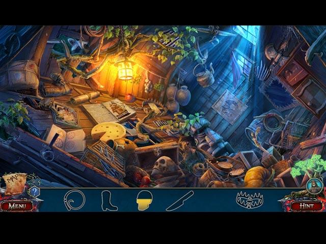 Darkheart: Flight of the Harpies - Screenshot 2