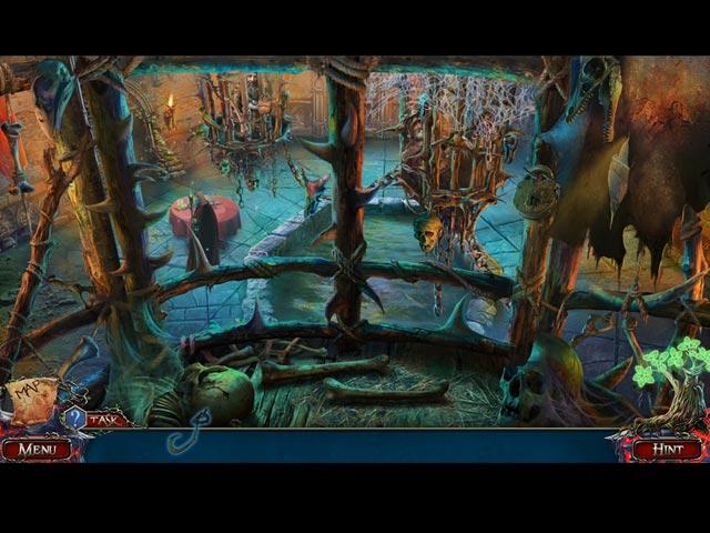 Darkheart: Flight of the Harpies - Screenshot 3