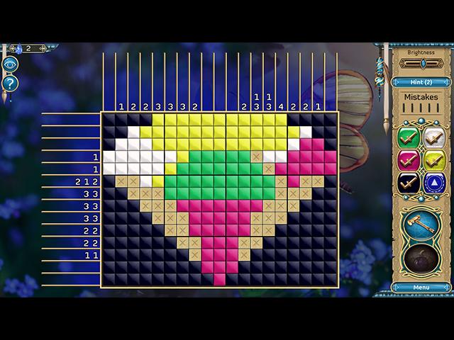 Daydream Mosaics 2: Julliette's Tale - Screenshot