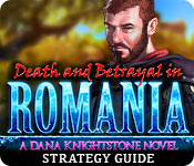 Death and Betrayal in Romania: A Dana Knightstone Novel Strategy Guide